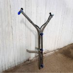 Row Shaver Fungicide Sprayer Wand
