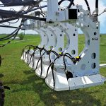 Row Shaver Hooded Sprayer with Optional Tubes